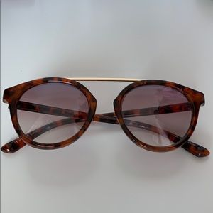 Urban Outfitters Tortoise Shell Sunglasses